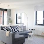 4-amenajare open space in stil scandinav mdoern cu accente rustice