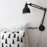 4-aplica de perete in locul veiozelor e pe noptiere amenajare dormitor mic