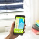 4-aplicatie mobila care ajuta la controlul prin smartphone a jaluzelelor fotovoltaice Solar Gaps