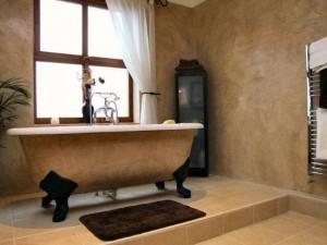 4-baie clasica eleganta pereti finisati cu stucco veneziano