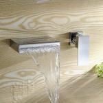 4-baterie monocomanda fixare perete amenajare baie moderna