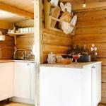 4-bucatarie amenajata in stil rustic interior casa veche din lemn restaurata
