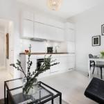 4-bucatarie open space apartament mic 2 camere stil scandinav