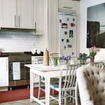 4-bucatarie si loc de luat masa casa mica tip duplex
