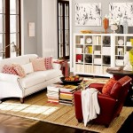 4-canapea alba stil clasic decor living