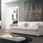 4-canapea ce se transforma in paturi supraetajate model Loop marca Pozzi