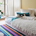 4-canapea extinsa living amenajat pentru o familie cu copii