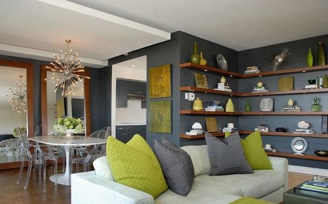 4-canapea gri deschis decor living modern