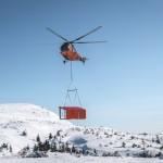4-casa modulara DublDom 26 mp premiu concurs adusa cu elicopterul