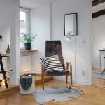 4-colt relaxare living apartament 3 camere stil scandinav