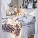 4-cuvertura din fire gigant decor dormitor romantic stil scandinav