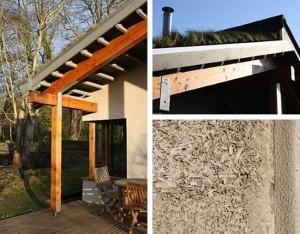 4-detalii casa ecologica din beton de canepa Hempcrete Bevan Architects