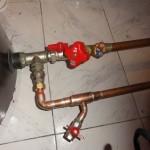 4 - detalii robineti instalatie centrala liepsnele