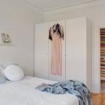 4 dormitor amenajat in stil modern scandinav