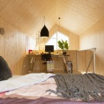 4-dormitor si birou lucru etaj casa mica prefabricata 45 mp Heijmans One