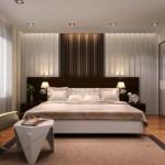 4-dressing dormitor cu usi glisante placate cu oglinzi