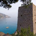 4-exterior hotel torre di clavel positano amalfi italia