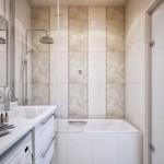 4-faianta dungi verticale decor cada baie mica apartament idei 2019