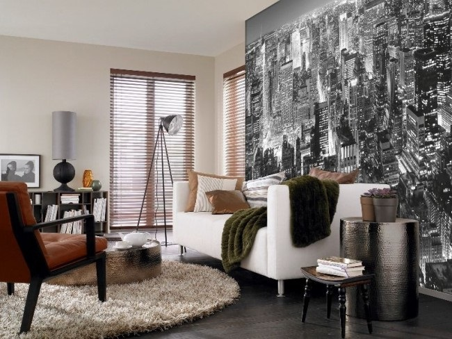 4-fototapet decorativ cu imagine de inspiratie urbana