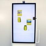 4-frigider ce ofere informatii despre produsele si alimentele pe care le contine