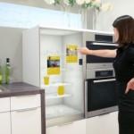4-frigider inteligent care spune cantitatea alimentelor pe care le stocheaza