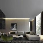 4-iluminat-ascuns-in-scafa-construita-pe-tavanul-unui-living-modern