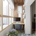 4-interior balcon unit cu livingul apartament 2 camere