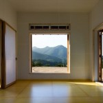 4-interior casa mica din lemn 43 mp Coreea de Sud