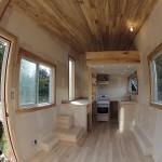 4-interior casa mica din lemn netratata chimic