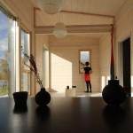 4-interior casa modulara prefabricata Arca de 45 mp