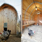 4-interior exterior cotet pentru gaini Sheffer Chicken Coop New York