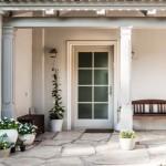 4-intrare casa batraneasca renovata