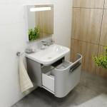 4-lavoar baie cu masca suspendata desig modern minimalist
