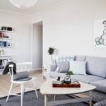 4-living confortabil si placut decorat in alb si gri stil scnadinav