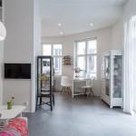4-living open space cu semineu si iesire pe terasa