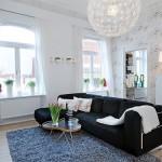 4-living scandinav apartament mic doua camere