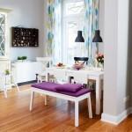 4-loc de luat masa nou amenajat in living open space