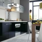 4-mobila neagra bucatarie moderna