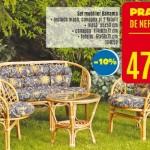 4-mobilier de gradina Bahama magazin Praktiker
