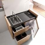 4-model mobila de bucatarie compacta