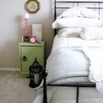 4-model pat fier forjat amenajare dormitor cu aer rustic