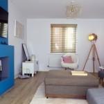 4-modelarea vizuala a unei camere dreptunghiulare cu ajutorul unui semineu decorativ