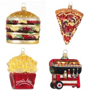 ornamente brad mancare fast food