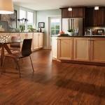4-parchet rezistent la umezeala pentru podeaua din bucatarie