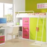 4-pardoseala epoxidica decorativa turnata in camera copilului