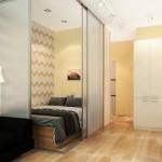 4-pat ascuns in spatele unor pereti din policarbonat