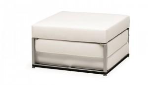 4-pat pliant strans in forma unui taburet sau a unui puf BoConcept magazin Fleximo