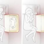 4-patut bebe Culla Belly ideal pentru alaptatul in timpul noptii