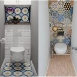 4-placare cu faianta doar in zonele importante din baie