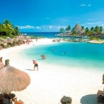 4-plaja cu nisip alb insula Cozumel Mexic